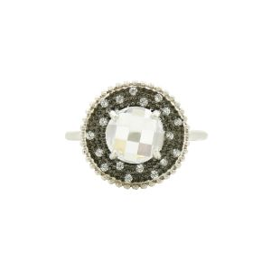 Signature Single Stone Cocktail Ring